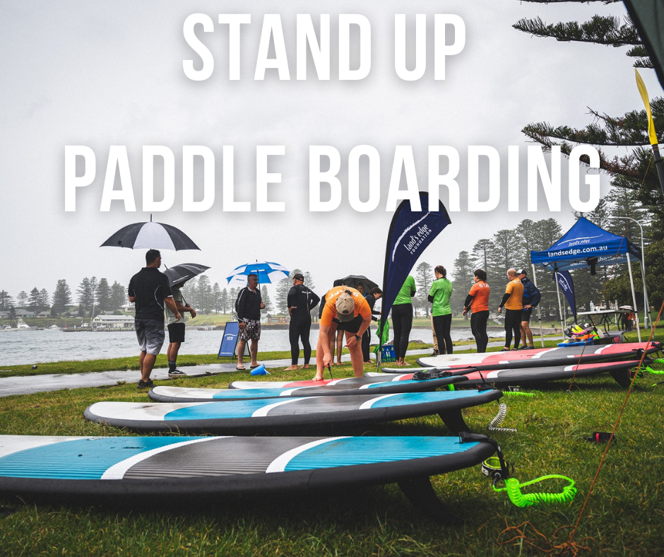 Standing Up Paddle Boarding