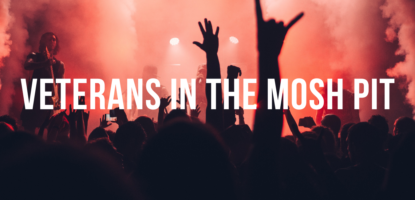 Heavy Metal, Movement, and Community:  Veterans in the Mosh Pit