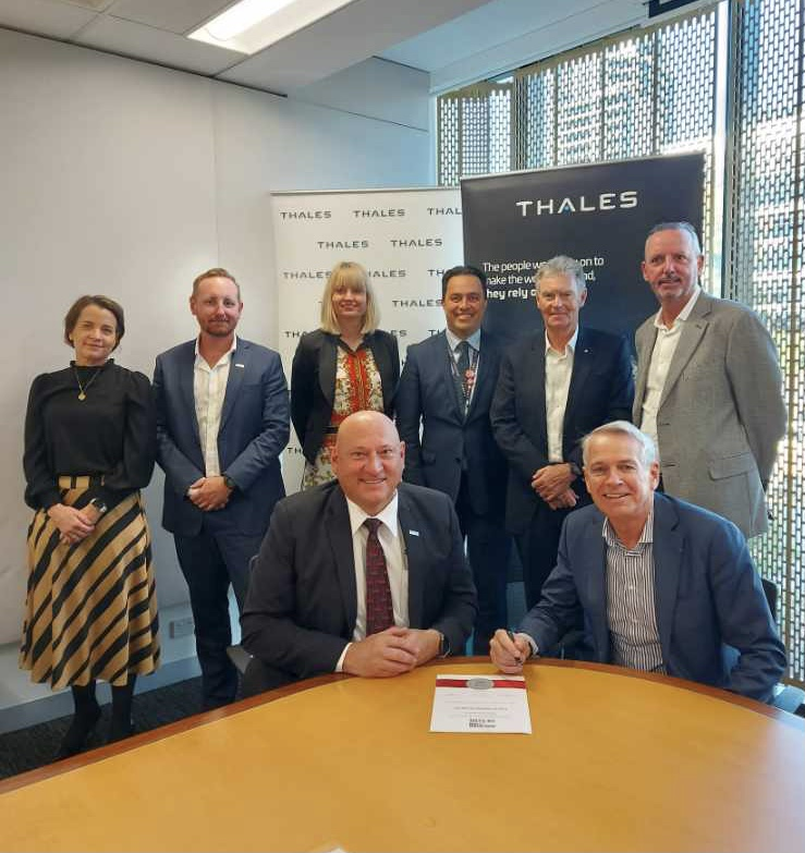 Thales Australia Joins Soldier On to Pledge Support of Australian Veterans