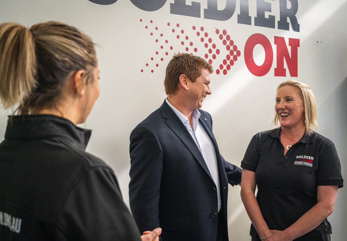 Soldier On Programs Shortlisted in Australian Defence Industry Awards